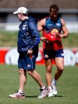 AFL 2013 Training - Western Bulldogs 111213