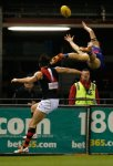 AFL 2014 Rd 18 - Western Bulldogs v Essendon