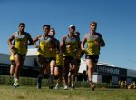 AFL 2014 Training - St Kilda 211114