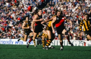 VFL 1980's - Essendon v Hawthorn
