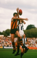 VFL 1980's - Hawthorn v North Melbourne
