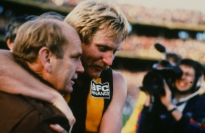 VFL 1983 Grand Final - Hawthorn v Essendon
