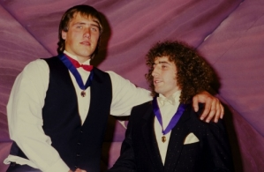 1987 AFL - Brownlow Medal Presentation