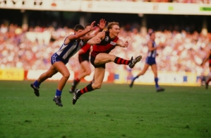 VFL 1989 - Essendon v North Melbourne