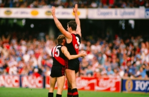 VFL 1989 - Essendon Bombers