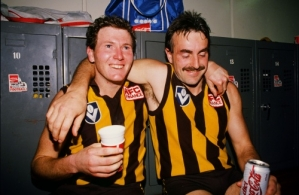 VFL 1989 Grand Final - Hawthorn v Geelong
