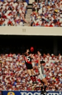 AFL 1990 - Essendon v Collingwood