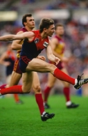 AFL 1990 - Melbourne v Brisbane