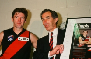 AFL 1992 Round 24 - Essendon Bombers