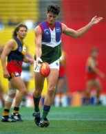 AFL 1996 Lightning Premiership Match - Adelaide v Fremantle