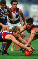 AFL 1997 Round 1 - Western Bulldogs v Fremantle