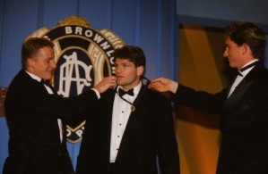 1997 AFL - Brownlow Medal Presentation