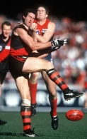 AFL 1997 Rd 14 - Essendon v Melbourne