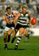 AFL 1997 Rd 4 - Western Bulldogs v Geelong