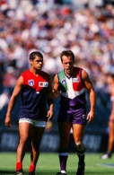 AFL 1998 Round 1 - Fremantle v Melbourne