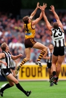 AFL 1998 Match - Hawthorn v Collingwood