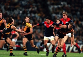 AFL 1998 Rd 22 - Richmond v Melbourne