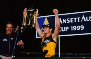 AFL 1999 Ansett Cup Grand Final - Hawthorn v Port Adelaide