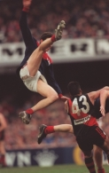 AFL 1999 Rd 22 - Melbourne v Essendon