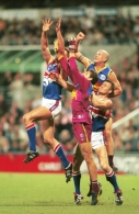AFL 1999 2nd Semi Final - Brisbane v Western Bulldogs