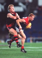 AFL 2000 Ansett Cup Semi Final - Essendon v Melbourne