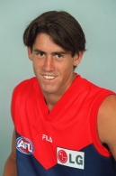 AFL 2000 Media - Melbourne Team Portraits