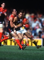 AFL 2000 Rd 7 - Melbourne v West Coast