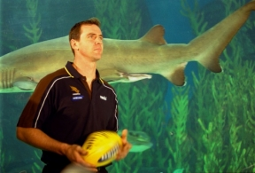AFL 2000 Media - Paul Salmon Press Conference 130600
