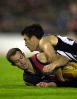 AFL 2000 Rd 16 - Port Adelaide v Essendon