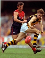 AFL 2000 Rd 16 - Melbourne v Richmond