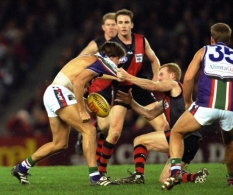 AFL 2000 Rd 18 - Essendon v Fremantle