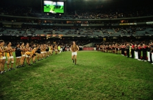 AFL 2000 Round 19 - Essendon v Hawthorn