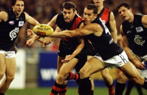 AFL 2000 Rd 20 - Carlton v Essendon