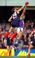 AFL 2000 Rd 20 - Melbourne v Fremantle