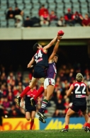 AFL 2000 Round 20 - Melbourne v Fremantle