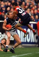 AFL 2000 Rd 21 - Melbourne v Geelong