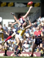 AFL 2000 Rd 22 - West Coast v Melbourne