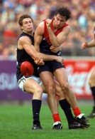 AFL 2000 Second Qualifying Final - Carlton v Melbourne