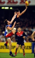 AFL 2000 2nd Preliminary Final - Melbourne v Kangaroos