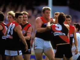 AFL 2000 Grand Final - Essendon v Melbourne