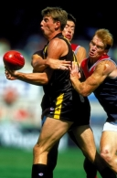 AFL 2001 Ansett Cup Match - Richmond v Melbourne