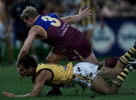 AFL 2001 Ansett Cup Semi Final - Hawthorn v Brisbane
