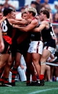 AFL 2001 Practice Match - Essendon v Melbourne