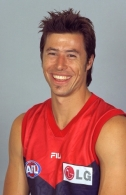 AFL 2001 Media - Melbourne Team Portraits