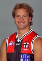 AFL 2001 Media - St Kilda Team Portraits