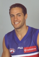 AFL 2001 Media - Western Bulldogs Team Portraits