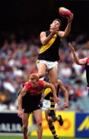 AFL 2001 Rd 1 - Melbourne v Richmond