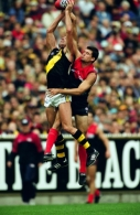 AFL 2001 Round 1 - Melbourne v Richmond