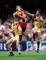 AFL 2001 Rd 3 - St Kilda v West Coast