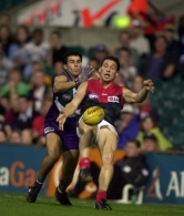 AFL 2001 Rd 6 - Fremantle v Melbourne